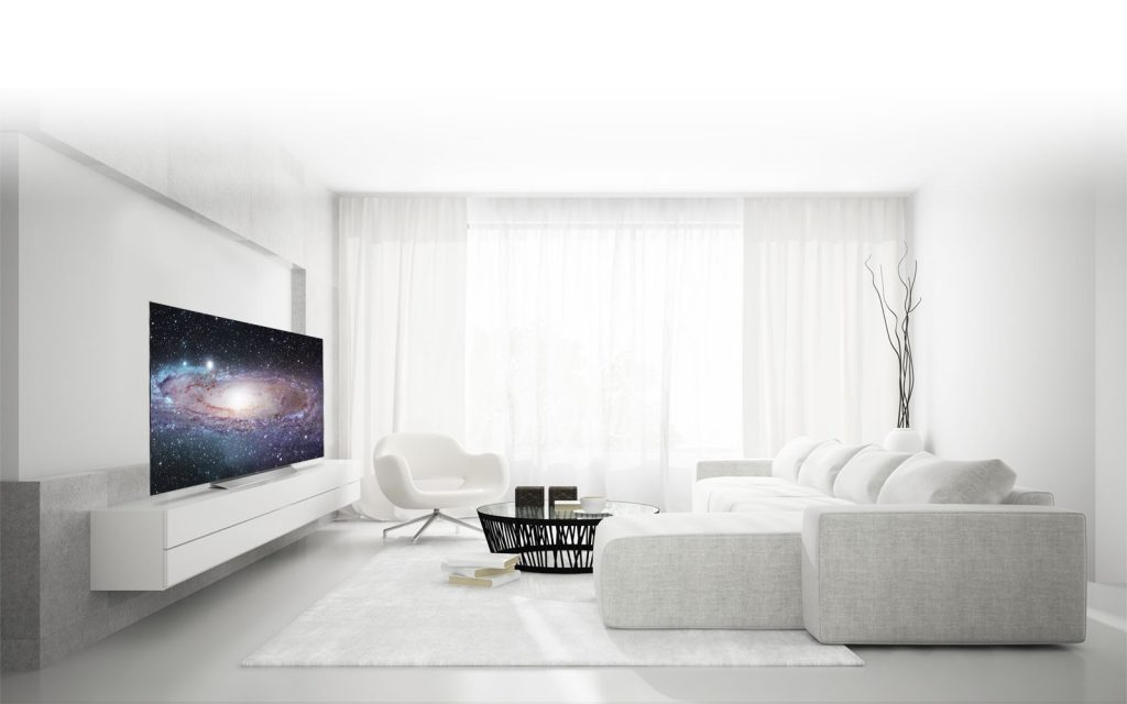 Smart TV by LG