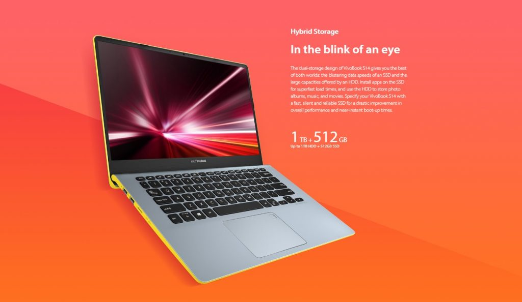 Asus VivoBook S14 (S430) And S15 (S530) 2