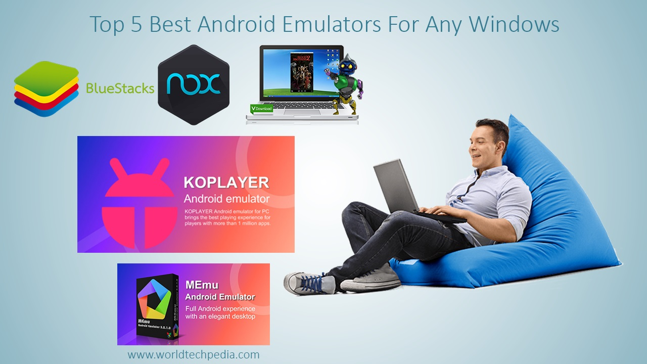 Free Download Android Emulators