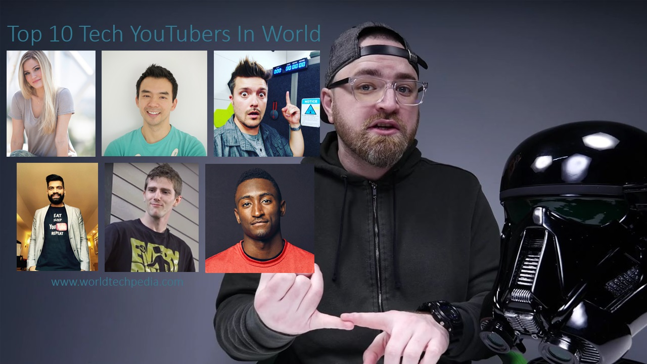 Top Best Tech YouTubers In The World