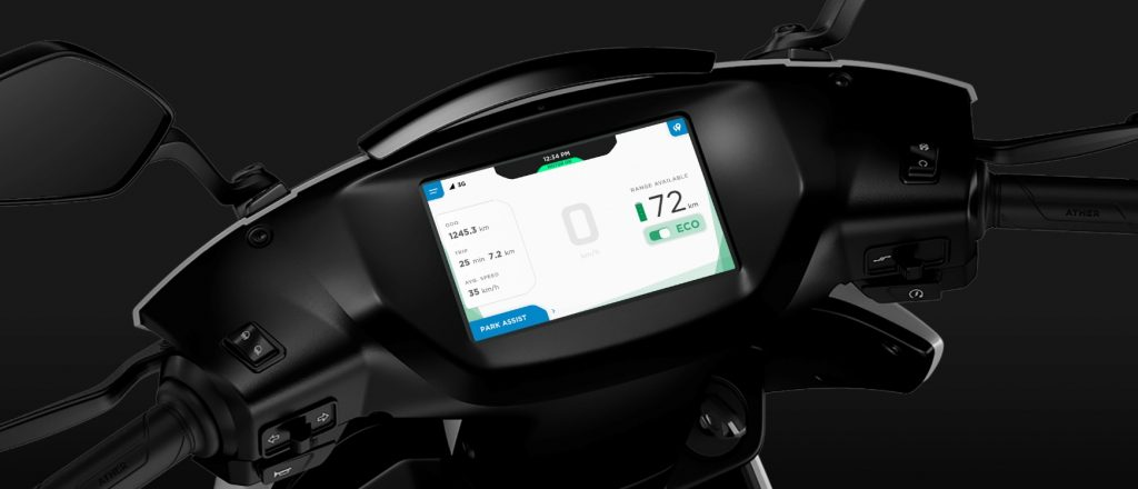 Ather 450 Electric Scooter Review 2018 - Ather Energy