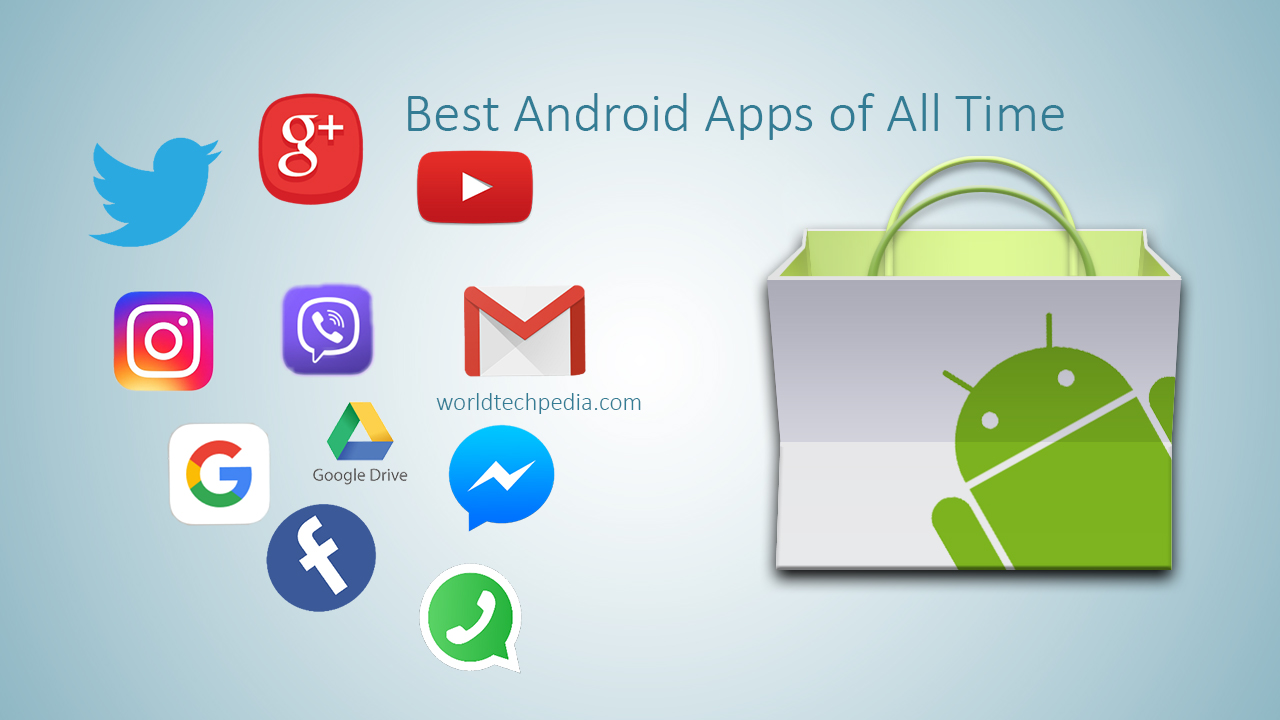 Best Android Apps of All Time
